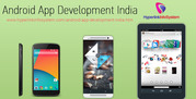 Android App Development India at $15/hour Rates