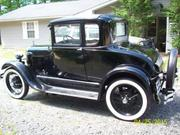 1929 FORD model a Ford Model A COUPE