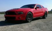 2011 Ford Mustang Performance package