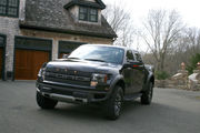 2012 Ford F-150Black Raptor SVT - 4 Door