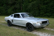 1967 Ford Mustangfast back