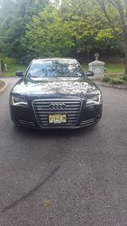 2012 Audi A8L 43800 miles