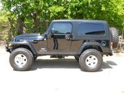 2006 Jeep Wrangler LJ Unlimited
