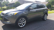 2014 Ford EscapeTitanium Sport Utility 4-Door