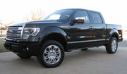 2014 Ford F-150 Platinum Crew Cab Pickup 4-Door