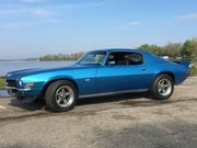 1972 Chevrolet Camaro SS 396 Numbers Matching 1 of 970