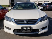 Certified Pre-Owned 2015 Honda ACCORD LX Front Wheel Drive 4d