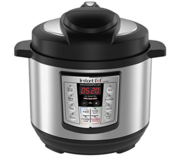 Instant Pot LUX Mini 3 Qt 6-in-1 Multi-Use Cookers